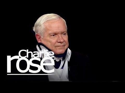Robert Gates on President Obama