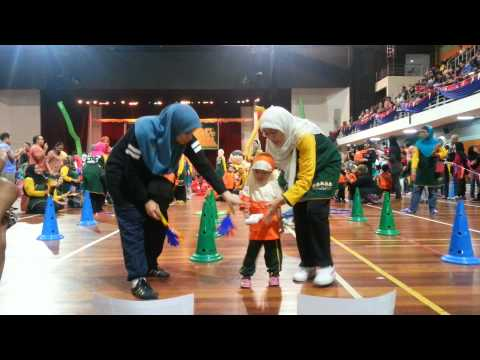 Fatihah de Brainybunch Sports Days 2014
