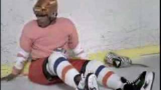 Tracy Morgan ESPN Hockey Video Game Commercial