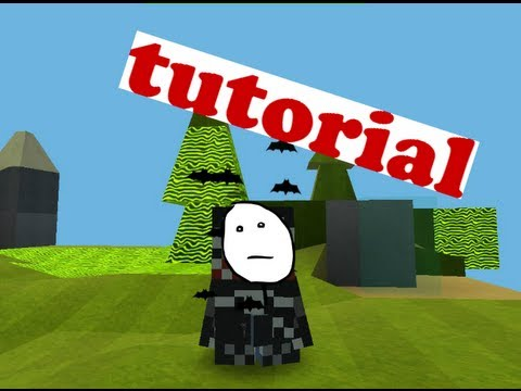 TutorialKogama-editar personagem,criar seu proprio mundo-------Kogama#2