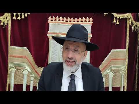 La crainte du ciel. (Rabbenou)  ?Yom ouledette sameah pour Harry Dov Touitou ben Simone. Santé et réussite…