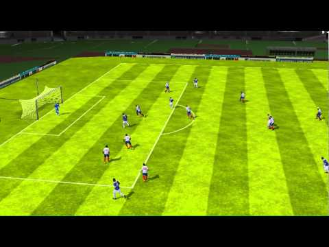 FIFA 14 iPhone/iPad - Bahía vs. Cruzeiro
