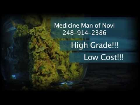 "Medicine Man of Novi presents, ""What?!?"""