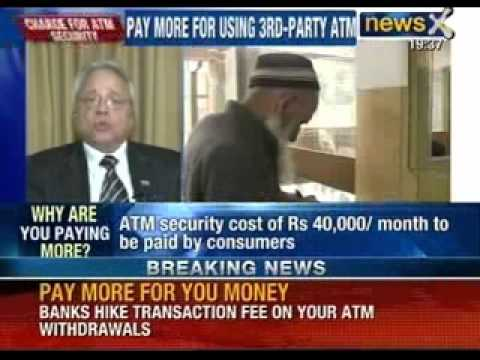 Pay more for you money: Banks hike transaction fee on your ATM withdrawals - NewsX
