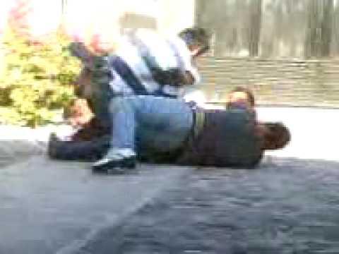 peleas callejeras 2009