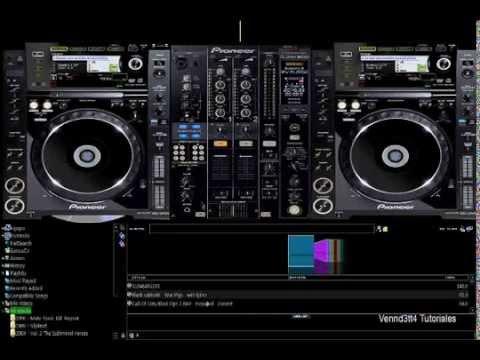 Descargar e Instala el Skin Pioneer CDJ-2000 mixer - DJM-800 Para Virtual DJ