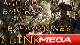 Descargar Age Of Empires III [+EXPANSIONES][1 LINK][MEGA