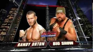 WWE Raw-2-13-12-Big Show Vs Randy Orton Full Match