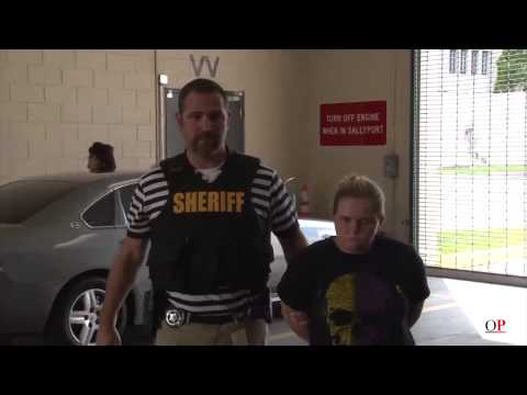 Mother Vivian Vosburg In Cuffs After Child Beating Video Surfaces