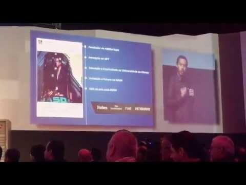 Palestra Sobre Inovação - Gustavo Caetano