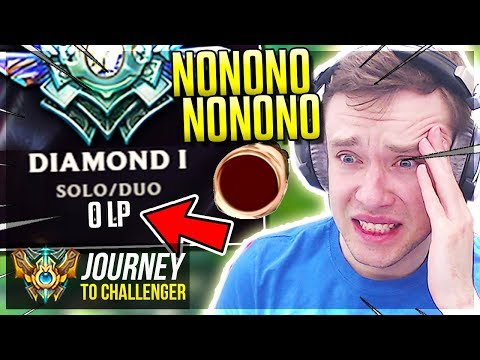 PLZ NO PLZ NO PLZ NO PLZ NO PLZ NO PLZ NO PLZ NO  - Journey To Challenger | League of Legends