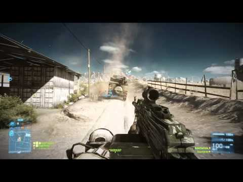 Battlefield 3: End Game Capture the Flag Gameplay Trailer