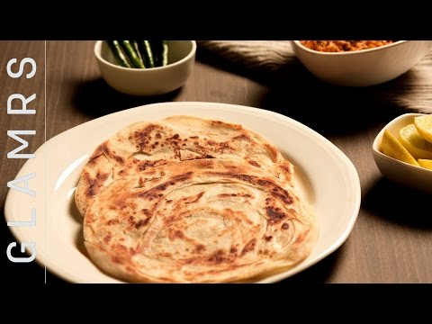 How To Make A Tasty Flakey Layered Lachha Paratha | Delicious Punjabi Flatbread Recipe