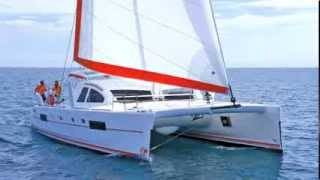 Catana Catamarans Sail Range Watch A Catana 47 Sailing