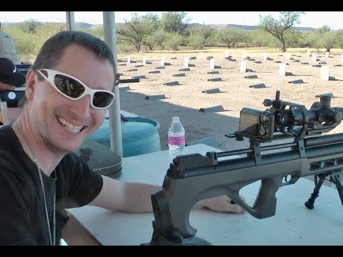 AIR GUN SPEED SHOOTING - Air Rifle Extreme Bench Rest 2013