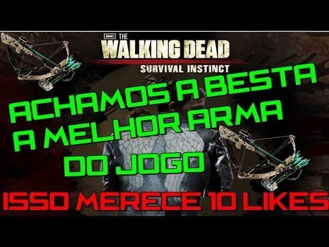 The Walking Dead Survival instinct - Achei A Besta (HD)