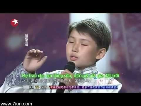 Bai hat ve Me cam dong nhat the gioi (Eej in the dream)_Subviet.FLV