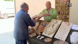 Reportaje del programa 'Un día de Feria' de Aragón TV.