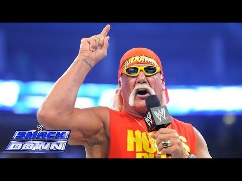 The Immortal Hulk Hogan returns to London: SmackDown, May 23, 2014
