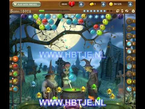Bubble Witch Saga level 177