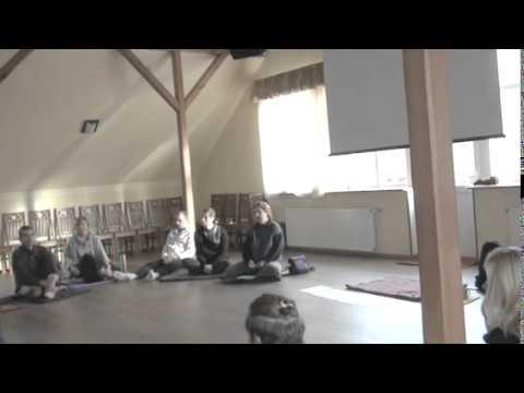 Илья Беляев. Тренинг по йоге и психотехникам (11.2009), ч.7. Кунта йога
