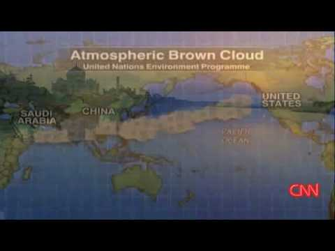 [CNN]  Asia's Pollution Super-Cloud               2008.11.13