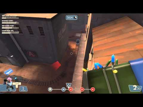 Achievements i Team Fortress 2 med Michael