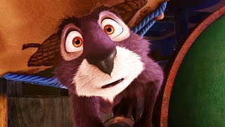 The Nut Job Trailer #2 2014 Movie Official [HD]