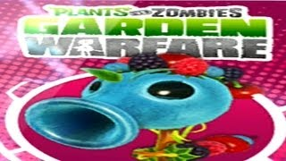 BERRY SHOOTER Plants Vs. Zombies: Garden Warfare NEW