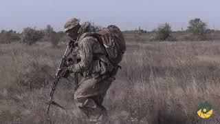 Як тренується спецназ ВСП