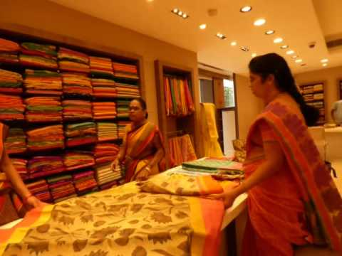 Saree selection video guide for men - part 7