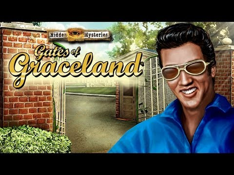 Hidden Mysteries: Gates of Graceland (Elvis Presley game)