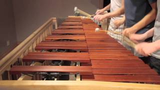 Legend of Zelda Theme on Marimba