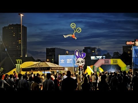 adidas Ride The Sky FMB World Tour official highlights video
