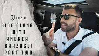 RIDE ALONG: With Andrea Barzagli | Part Two
