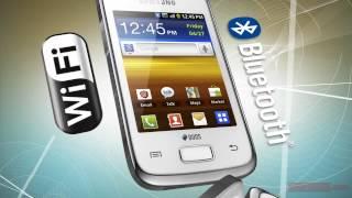 Celular Samsung Galaxy Y Duos Americanas.com