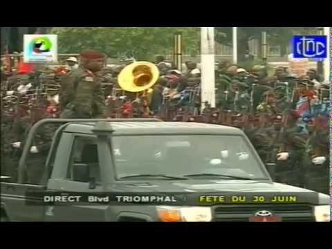 Joseph Kabila place la fête de l'indépendace sous le signe d'un hommage « vibrant » aux FARDC