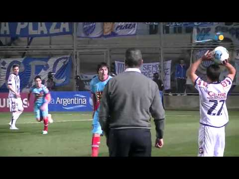 El clip de Arsenal - Godoy Cruz