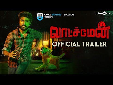 Watchman Official Trailer - G.V. Prakash Kumar - Raj Arjun - Suman - Vijay - Nirav Shah