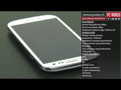 Samsung Galaxy S3 - test PC World