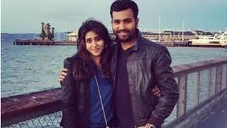 Rohit Sharma And Ritika Sajdeh's Honeymoon Pictures Are Beautiful!