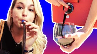 I Hacked The Famous Wine Purse