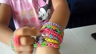 How To Make Rubber Bands With Looms
