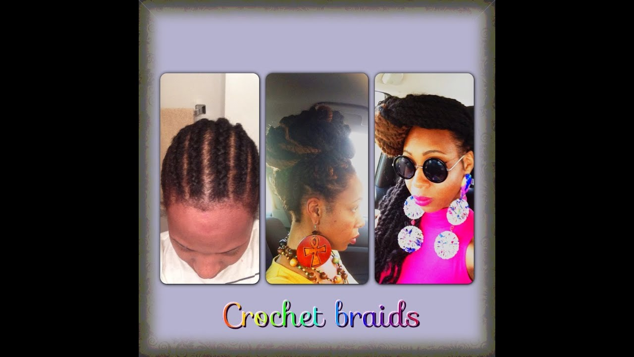 Crochet Braids Cuban Twist : Havana Marley Twists with Crochet Braids (long twists) - YouTube