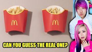 Real VS Fake Challenge!