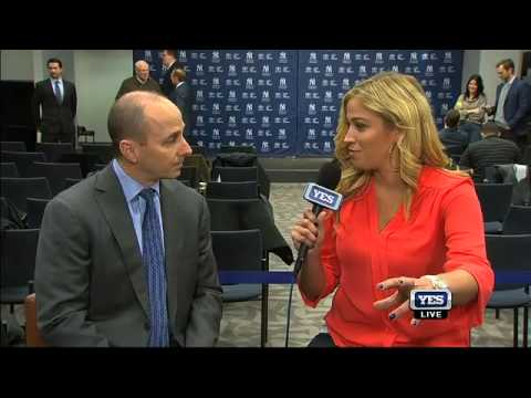 Brian Cashman on the New York Yankees' acquisition of Jacoby Ellsbury
