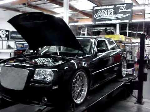 WORLD'S FIRST 800+RWHP 300C ON Dyno By RDP Motorsport