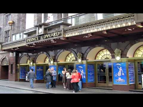 Prince Edward Theatre Kingsbury Greater London