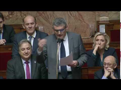 M. Xavier Breton - Natalité en baisse et renouvellement naturel de la population