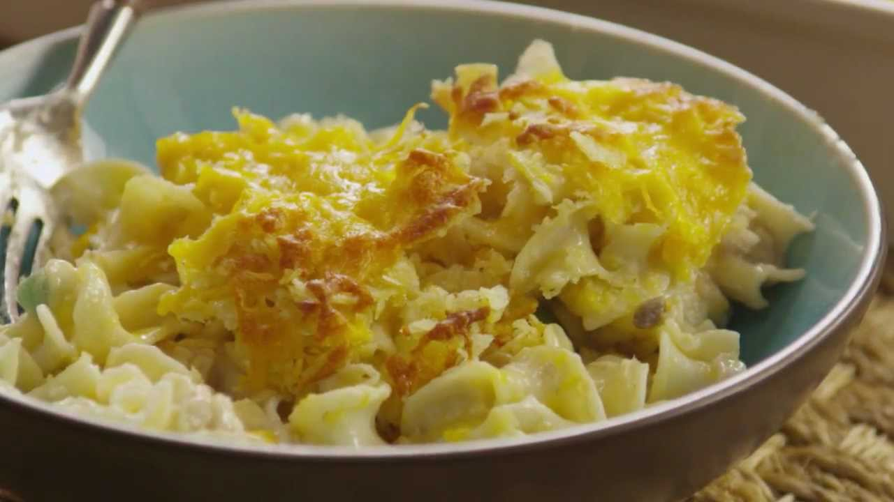 How to Make the Best Tuna Noodle Casserole - YouTube